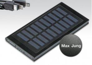 Solar-Ladegerät Powerbank