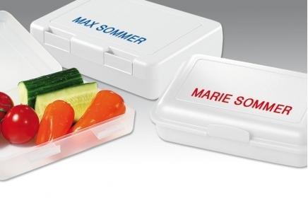 Pausenbrot-Box klein