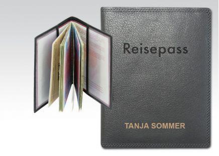 Reisepass-Hülle RFID