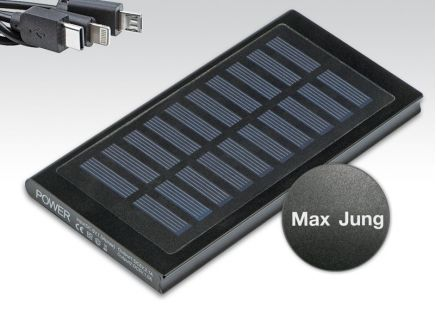 Solar-Powerbank 8000 mAh
