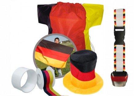 "Deutschland Fan-Set ""Deluxe"""