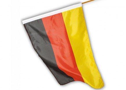 Deutschland-Fahne 45 x 30 cm