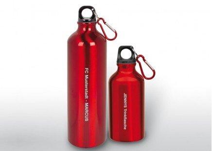 Alu-Trinkflasche Klein, 400 ml