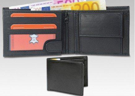 RFID Geldbörse Nappa