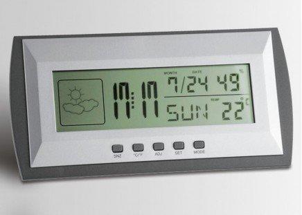 Elektronische Wetter-Station