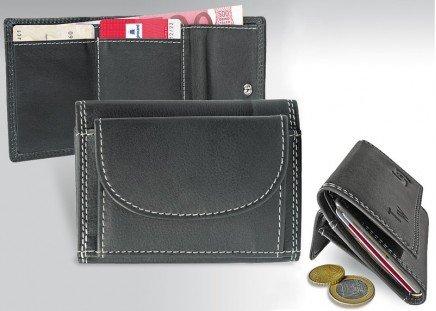 RFID Mini-Geldbörse Leder