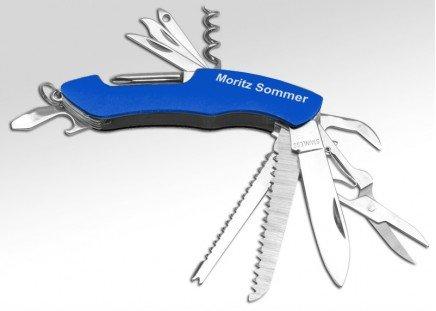 Multifunktions-Werkzeug, 11-teilig
