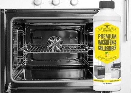 Premium Backofen- Grillreiniger