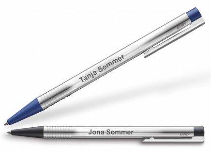 Lamy Kugelschreiber mit Namen