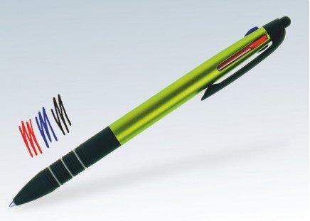 GRATIS-Zugabe: Dreifarb-Kugelschreiber