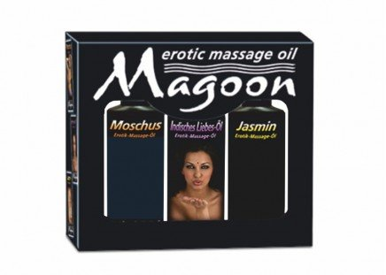 Massage-Öle Magoon