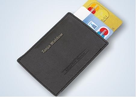 RFID-Kreditkarten-Hülle
