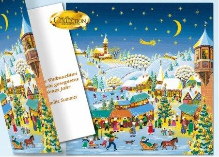 Weihnachtskarte NEU