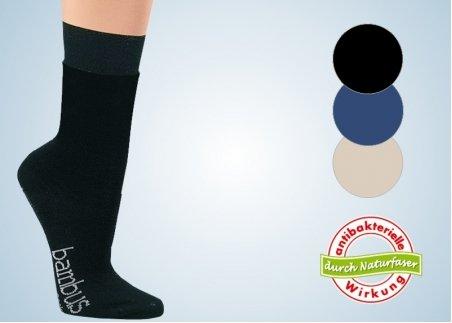 Bambus-Socken 3-er Pack