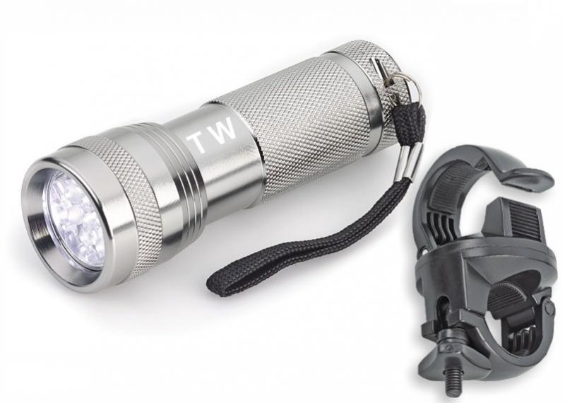 Taschenlampe mit halterung versandhaus jung for Geschenke versandhaus