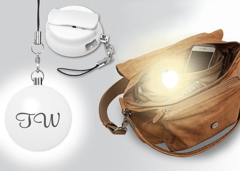 Handtaschenlicht mit Sensor