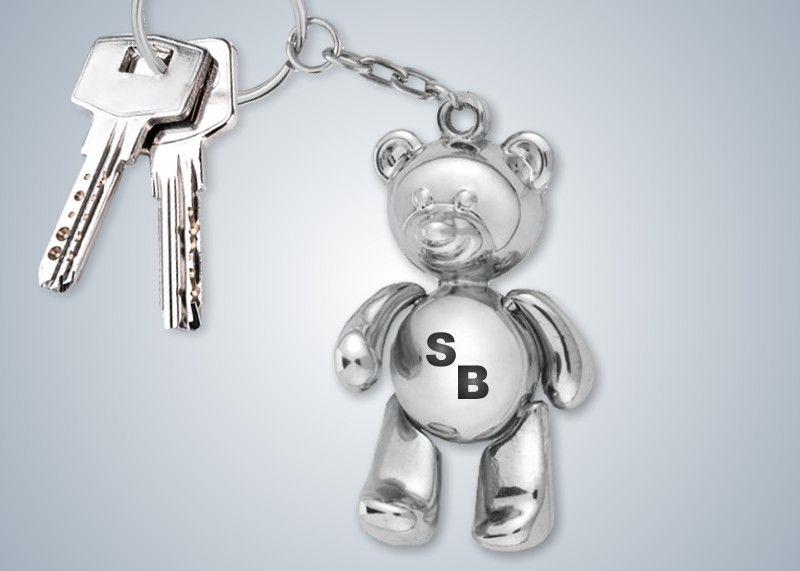 """Schlüsselanhänger """"Bär"""""""