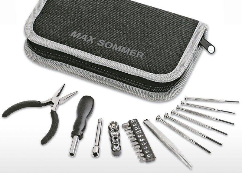 Werkzeug-Set 24 Teile im Etui