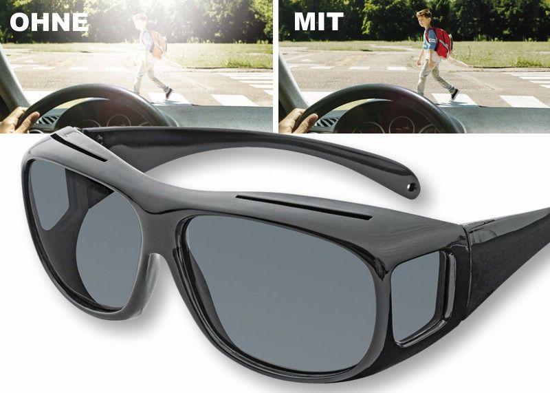 Überzieh-Sonnenbrille