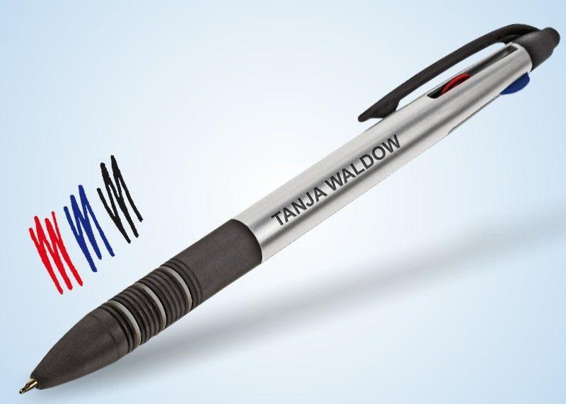 3-Farb-Kugelschreiber