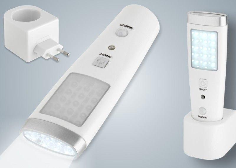 LED-Taschenlampe Sensor