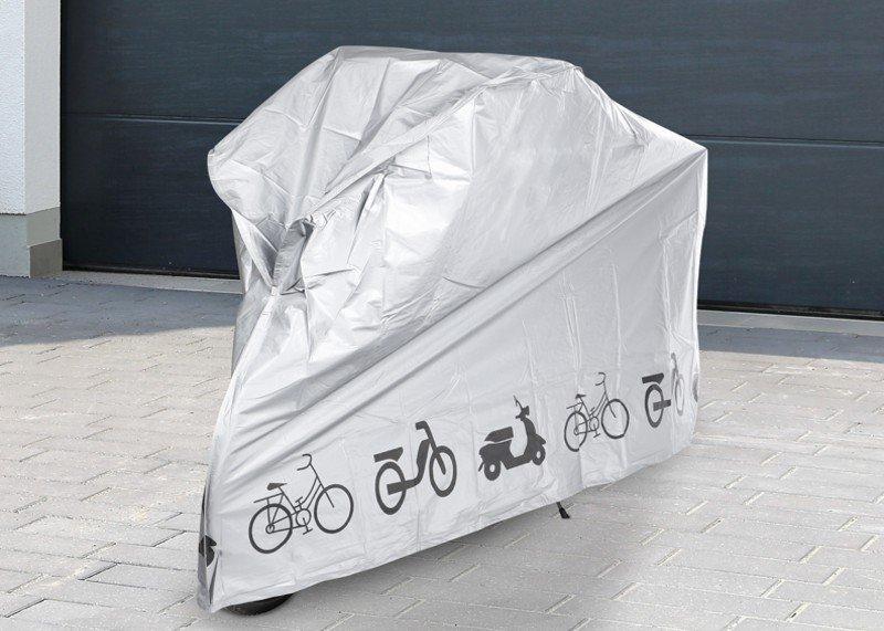 Zweirad-Garage