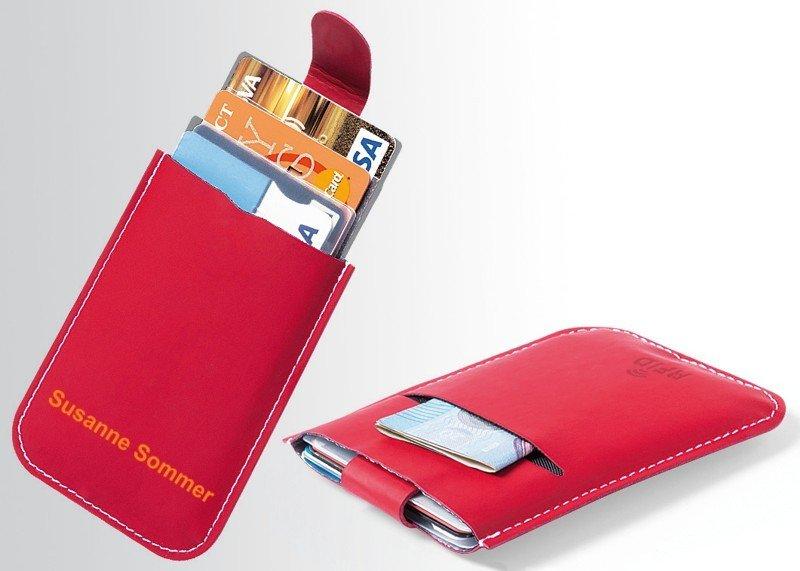 RFID-Kreditkartenhalter