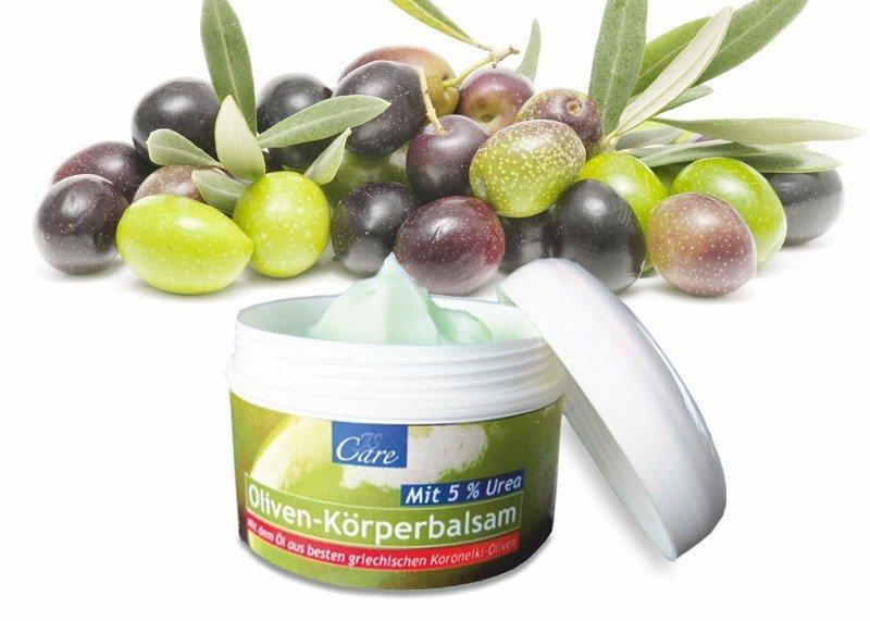 Körperbalsam Olive