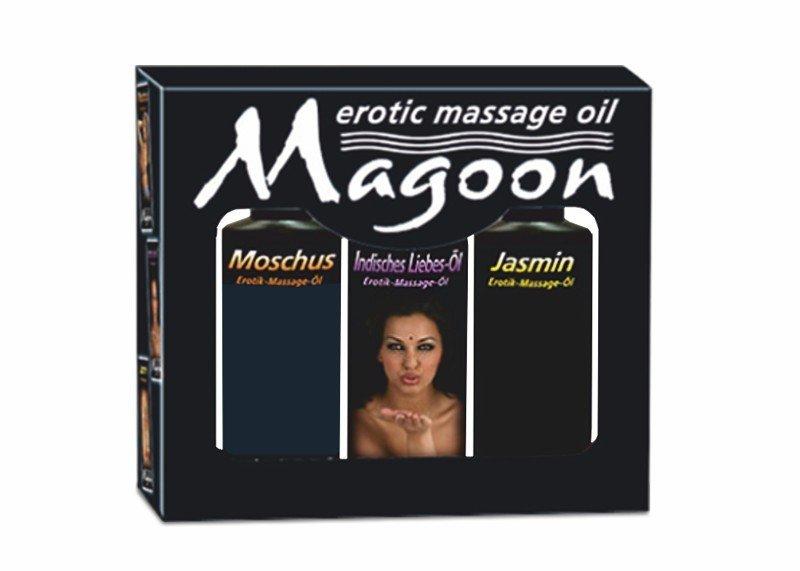 Massage-Öle Magoon