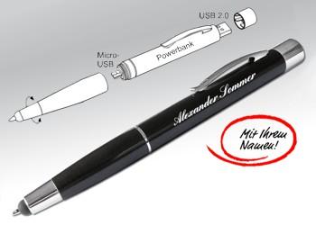 3 in1 Kugelschreiber